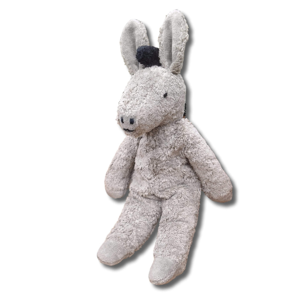 Senger Organic Cotton Donkey - challenge and fun natural toys