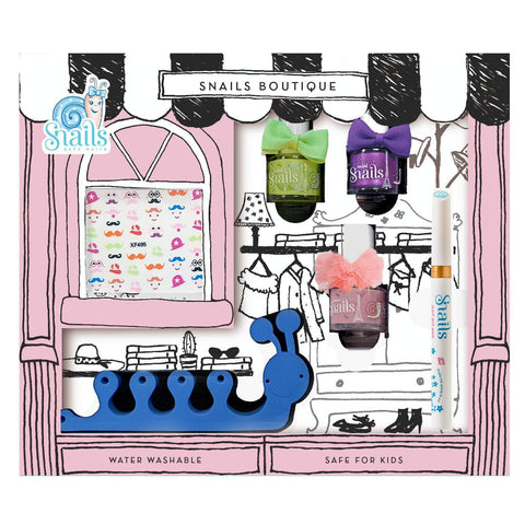 Snails World Boutique - Nail Polish & Pedicure Set (4)