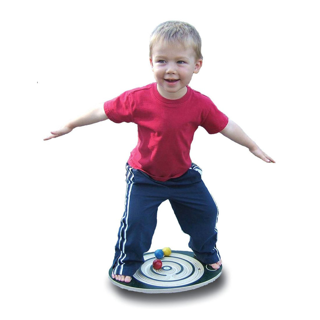 Labyrinth Balance Board, Jr. - challengeandfunretail - 1