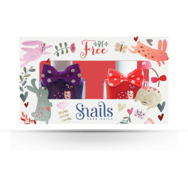 Snails Nail Polish - 2 PC Gift Packs - Be Free (4)
