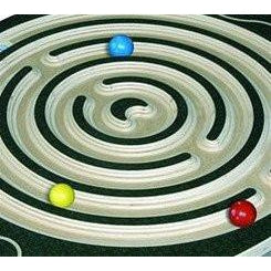 Extra Marbles for Labyrinth Balance Board - challenge and fun natural toys