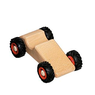 Fagus Wooden Speedy Race Car
