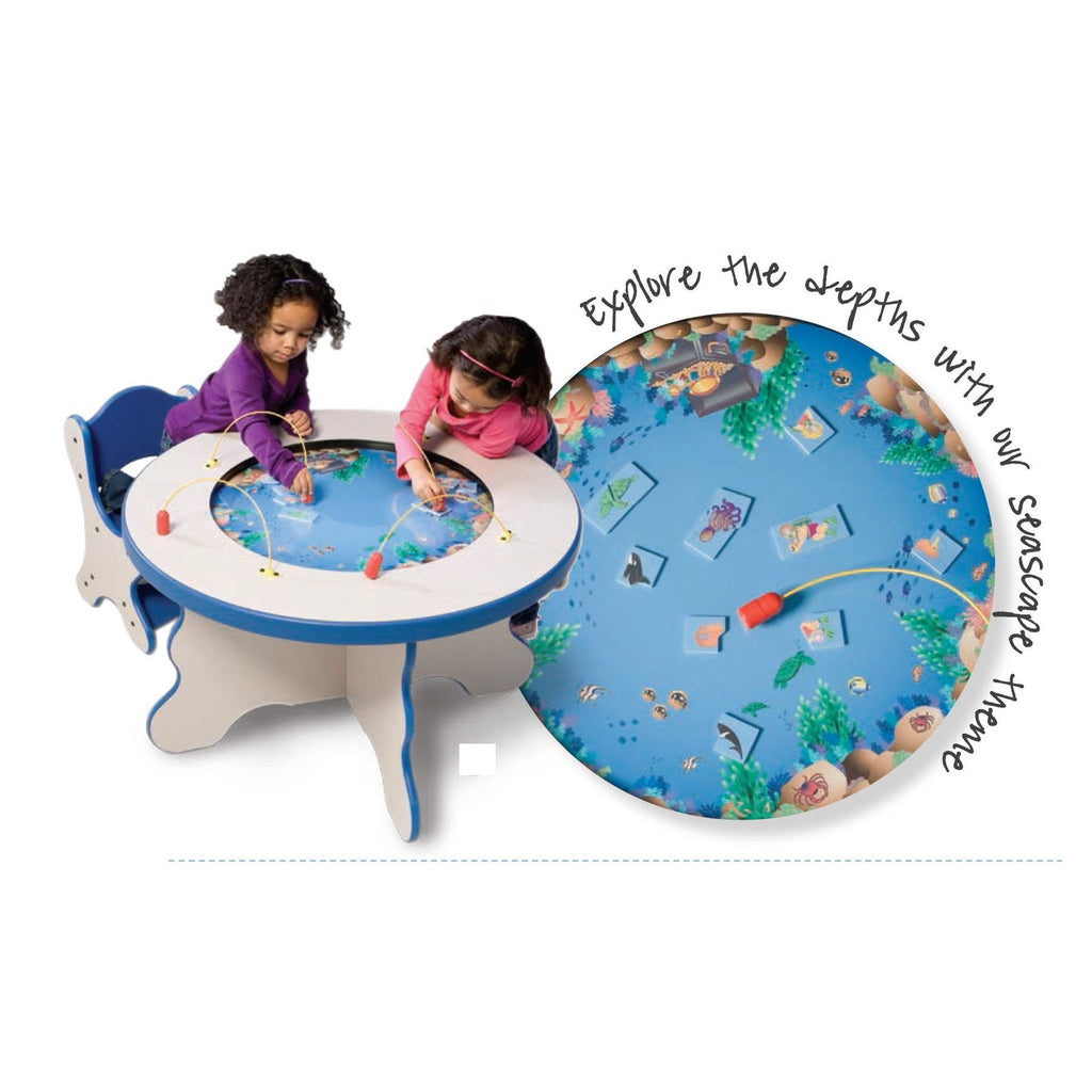Seascape Activity Table - challengeandfunretail