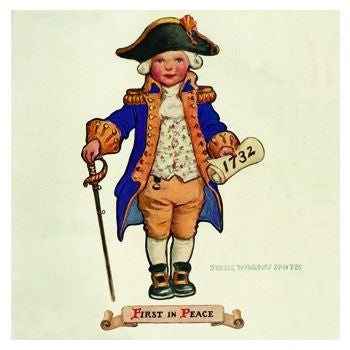 Jessie Willcox Smith Greeting Cards : Boy in Costume - challengeandfunretail