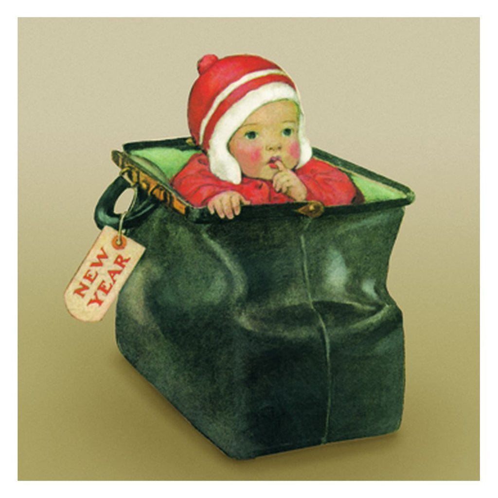 Jessie Willcox Smith Greeting Cards : Baggage - challengeandfunretail