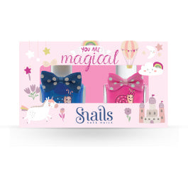 Snails Nail Polish - 2 PC Gift Packs - You Are Magical (4)