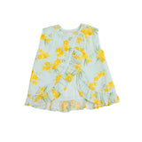 Daffodils Ruffle Top and Bloomer by Angel Dear