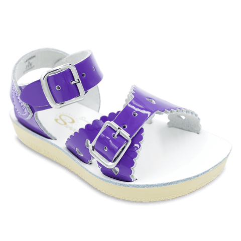 Purple Sweetheart Sandal- Discontinued Color
