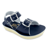 Navy Surfer Sandal