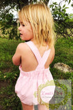 Knit Sunsuit Bubble
