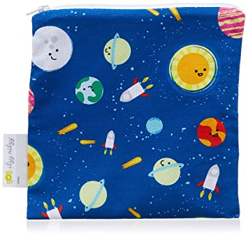 Kids Snack Bag- Reusable Snack Space