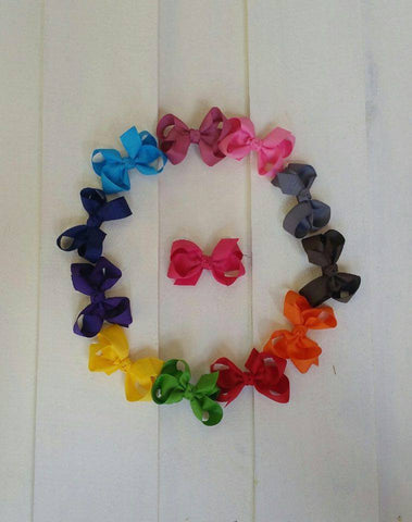 Bow Medium Hairbow