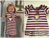 Knit Cheer Dress