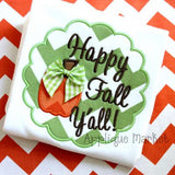Happy Fall Ya'll Shirt