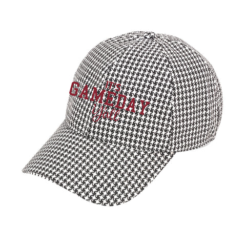Game Day Y'all Hat Houndstooth
