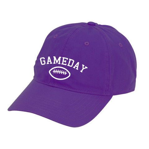 Game Day Hat Purple