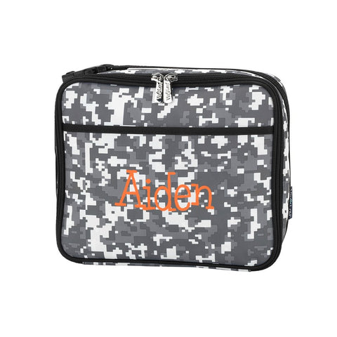 Boys Personalized Insulated Lunchbox