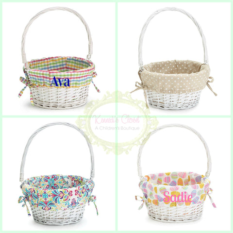 Easter Basket Pattern Collection