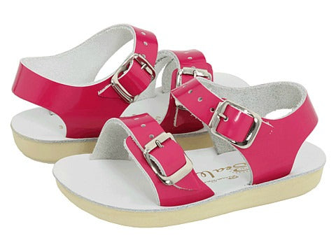 SUN-SAN Sea Wee Sandals Fuschia