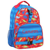 Kids All Over Print Personalized Backpack