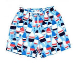 Boat Swim Trunks