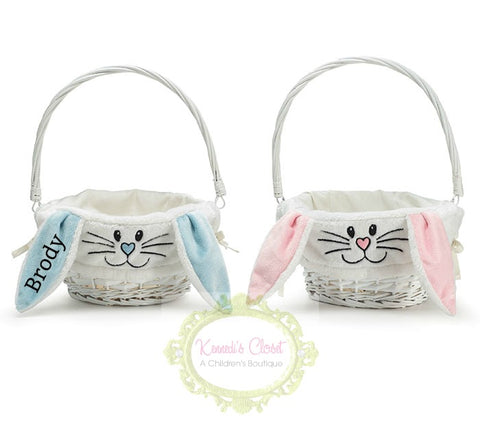 Bunny Face Basket Soft
