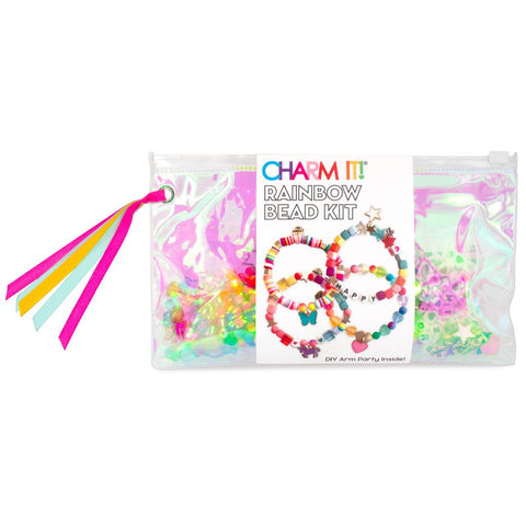 Charm It Rainbow Bead Kit