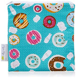 Kids Snack Bag- Reusable Snack Doughnuts