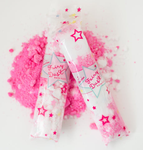 Fairy Dust Fizz Pop Bath Fun