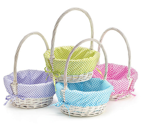 Easter Basket Gingham