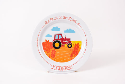 Goodness Plate by Fruit Full Kids