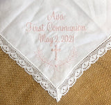 Communion Handkerchief