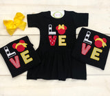 Mickey or Minnie Love Collection
