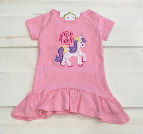 Unicorn Bow tunic