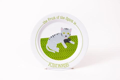Kindess Plate by Fruit Full Kids