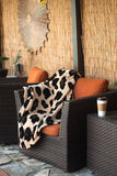 Large Leopard Blanket with free Monogramming