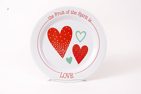 Love Plate by Fruit Full Kids