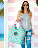 Large Beach Bag with free Monogramming