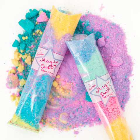 Magic Dust Fizz Pop Bath Fun