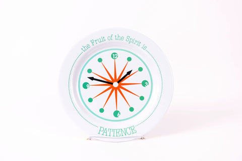 Patience Plate by Fruit Full Kids
