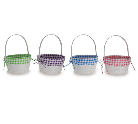 Easter Basket Plaid