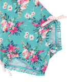 RB Fancy me Floral One Piece Rash Guard