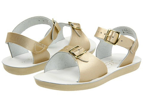Gold Surfer Sandal