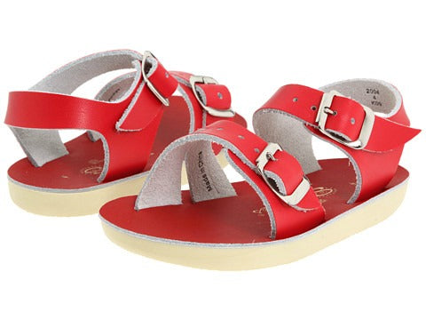 Surfer Sandals Red