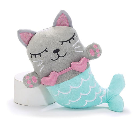 Plush Mermaid Kitty