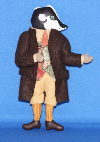 Badger, Wind in the Willows