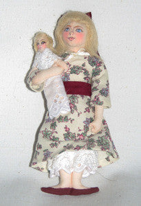 Clara Stahlbaum with Doll