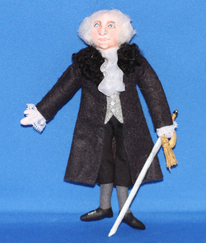 George Washington with Sword