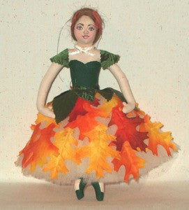 Autumn Leaf Dancer