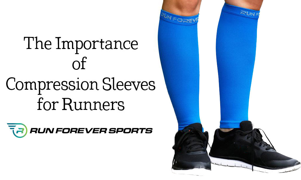 Calf Compression Sleeves for Runners